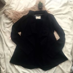 Anthropologie Shawled Vivie Cardigan